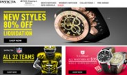 Official Invicta Watch Stores: Invicta Watches For Sale Online